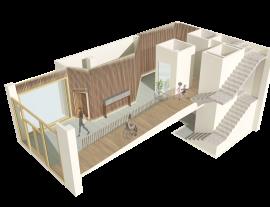 Accesibilidad en los edificios residenciales.