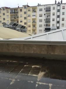 Patio terraza Vitoria ITE
